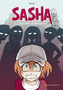 Sasha, survivre au collège