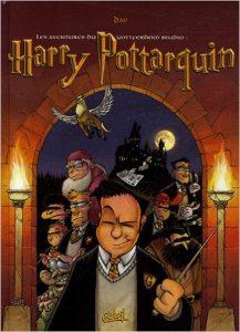 Les aventures du Gottferdom Studio : Harry Pottarquin : Et autres histoires...