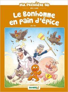 LE BONHOMME EN PAIN D'EPICE