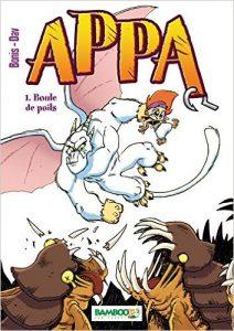 Appa T1 format manga