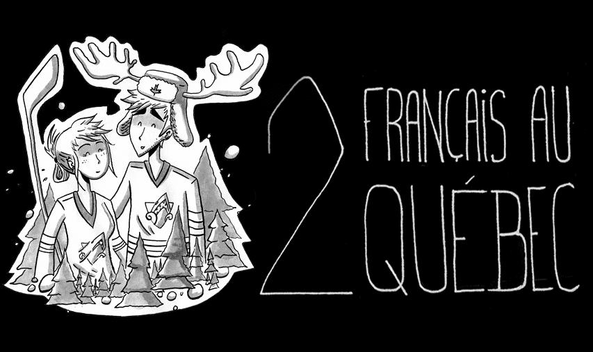 2 français au quebec