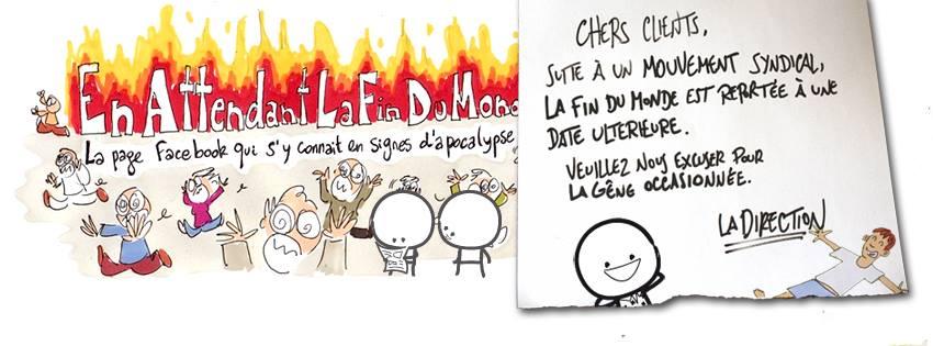 En Attendant La Fin Du Monde