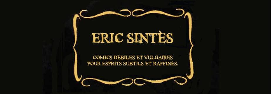 Le blog BD d'Eric Sintès