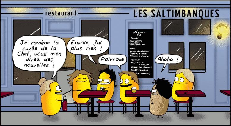 Le lundi, des patates banniere