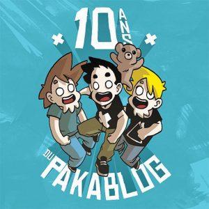 10 ans paka-blog
