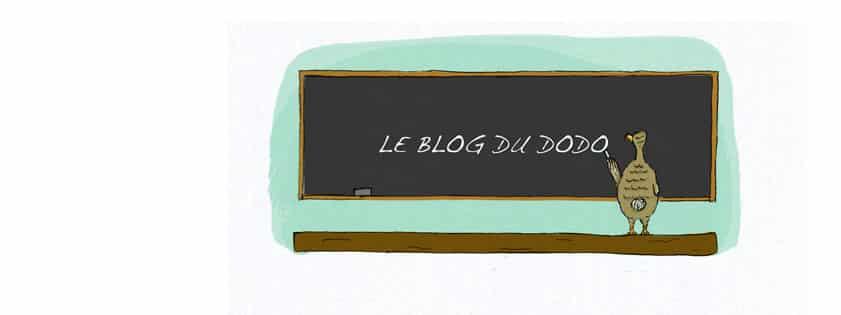 banniere Le blog du dodo