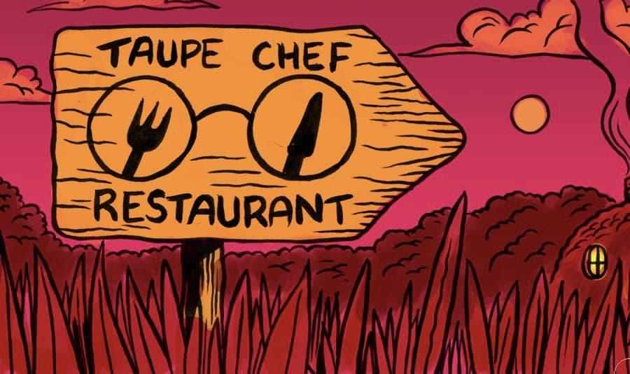 Taupe Chef banniere