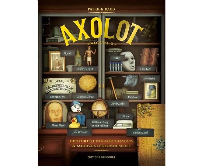 Axolot tome 3